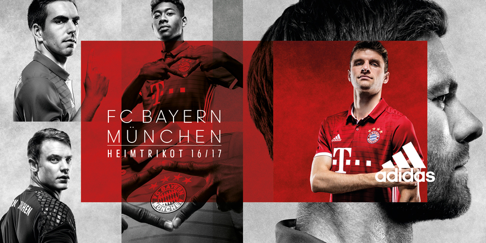FC Bayern München home