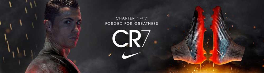 CR7 Chapter 4 Christiano Ronaldo Fussballschuhe
