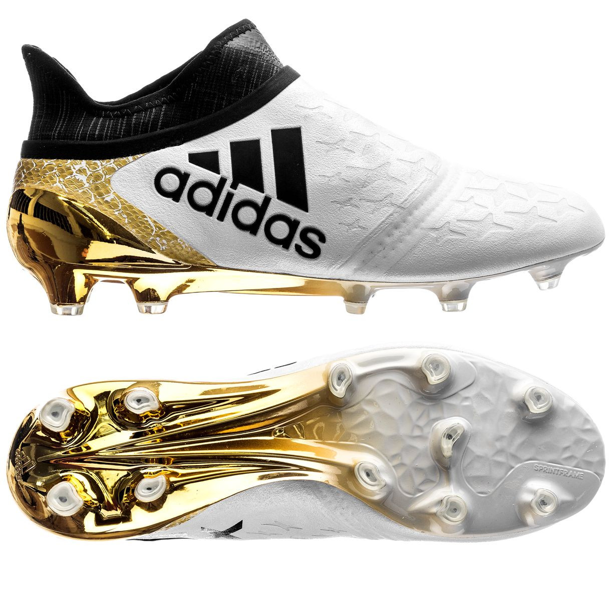 Adidas Ace  Purecontrol Champagne Shoes